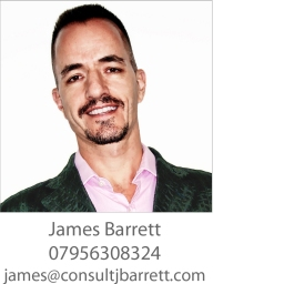 James Barrett 07956308324